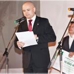 Ivo Dvořák při vyhlašování Championa bílých vín