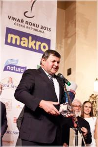 Vinař roku 2013 Jožka Valihrach