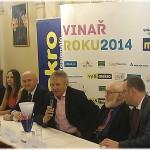 Vinař roku 2014 Miroslav Volařík