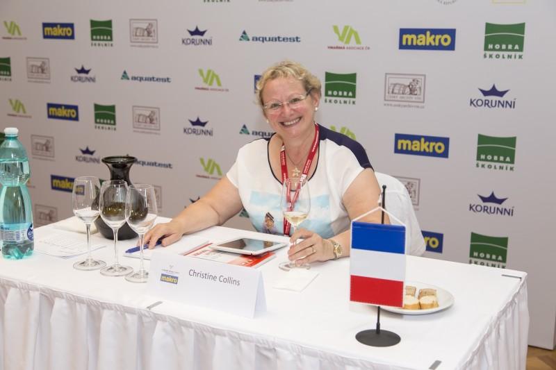 Christine Collins - Grands Concours du Monde Francie