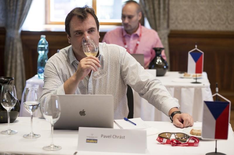 Pavel Chrást - degustátor